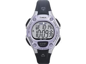 timex ironman triathlon traditional 30 lap ladies watch t5e971