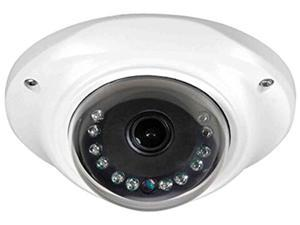 urban security group 2mp 1920x1080 low profile dome security camera : 2.8mm wide angle hd lens : weatherproof vandal-proof : 10x ir leds : bnc connector : easy-to-mount 2 piece design