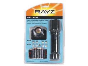 hangzhou great star indust gstv0609 rayz flashlight & headlamp, 2-piece
