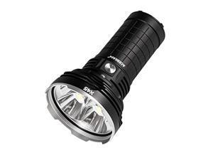 acebeam x45 flashlight 18000 lumens cree xhp70.2 led flashlights high lumens included batteries led updated version (6500k)
