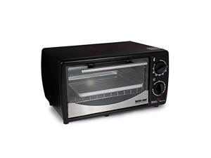 better chef im-256b 9-liter toaster oven broiler holds 4-slices black home & garden