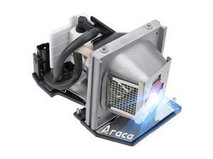 araca for dell 2400mp /468-8985 /gf538 replacement projector lamp with housing for 725-10089/310-7578 quality lamp