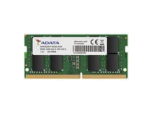 xpg premier 16gb single ddr4 3200mhz cl22 pc4-25600 260-pin sodimm memory ram single (ad4s320016g22-sgn)