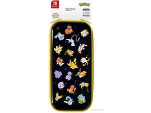 nintendo switch vault case (pokemon: all-stars) by hori - officially licensed by nintendo & the pokemon company international