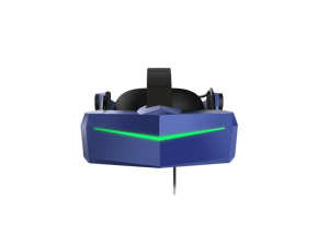 Pimax Vision 8K Plus VR Headset with 4K CLPL Displays, 200 Degrees FOV, Fast-Switched Gaming RGB Pixel Matrix Panels for PC VR Steam Games Videos, USB-Powered, Modular Audio Strap