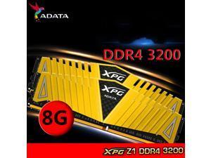 ADATA DDR4 3200 (PC4 25600) 16GB (8GBx2) set Desktop memory XPG-Z1 Gaming Veyron (gold) RAM