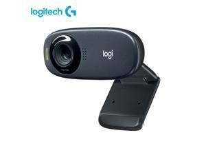 Logitech C310 HD Webcam  Original high-quality video conferencing video teaching webcast camera