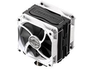 Phanteks PH-TC12DX CPU Cooler PWM Premium Fan, 4 Heatpipes, Dual 120MM PWM Fan, U-Type Dual Tower for AMD Ryzen/Intel LGA1200/1151