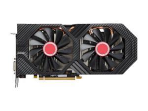 XFX Radeon RX 580 DirectX 12 RX-580P8DFD6 XXX Edition 8GB 256-Bit GDDR5 PCI Express 3.0 CrossFireX Support Video Card