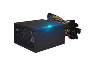 8-card dedicated server rated 2000W industrial power supply big fan? Can support 12 1660S graphics cards to work at full capacity