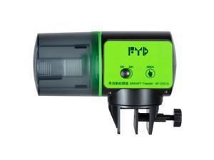 FYD Automatic Fish Feeder, Aquarium Auto Fish Feeder Food Timer Dispenser for Small Fish Tank, Vacation, Holidays