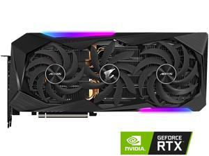 GIGABYTE AORUS GeForce RTX 3070 Ti 8GB GDDR6X PCI Express 4.0 ATX Video Card GV-N307TAORUS M-8GD