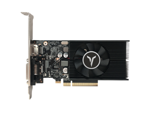 Yeston GeForce GT 1030 4GB DDR4 LP Graphics cards Nvidia pci express 3.0 Included Low Profile Bracket Single slot graphics card Desktop computer PC video gaming graphics card