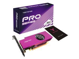 Yeston Radeon R7 350-2G 4miniDP 2GB 128bit GDDR5 750MHz 512processors PCIExpress 3.0*16 4Screen Graphics Card DirectX12 4*Mini Displayport graphics card of Desktop