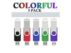 Bulk - ( 5 Pack ) Storage USB Flash Drive Memory Stick Pen Drive U Disk 16MB,64MB,1GB,4GB, 8GB, 32GB Thumb Pen LOT