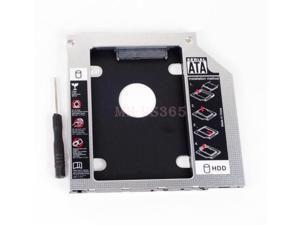 2Nd Sata Hard Drive Ssd Hdd Caddy Bay For Lenovo Ideapad Y400 Y410 Y410p Y410pt