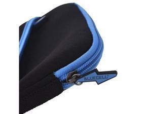 7-1/2inches External USB DVD/Blue-Ray/Hard Drive/GPS Neoprene Protective Storage Carrying Bag Sleeve/Pouch with Extra Storage Pocket
