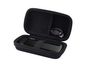 Hard Carrying Case Case Compatible for Crucial 1TB/500GB X8 Portable SSD (Storage)