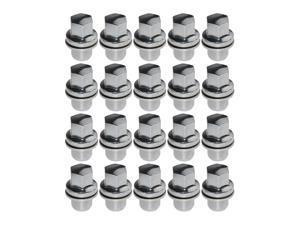 20*Lug Nuts for Land Rover Range Rover L322 LR3 LR4 Range Rover Sport 3.0L 5.0L