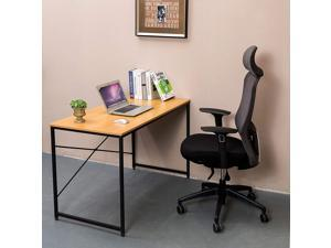 47'' Gaming Desk Computer Desk Home Office Desk Home Office Study Table Workstation Desk, 1 Tier
