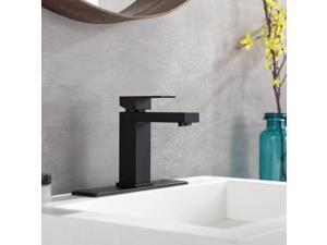 Classic Simplicity Single Hole Bathroom Faucet