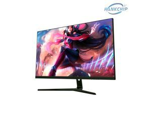Hankchip 27'' Monitor FHD 1920*1080 165Hz, Three-Sided Frameless Ultrawide 16:9 Gaming Monitor, HDMI+DP+Audio+USB+DC IN