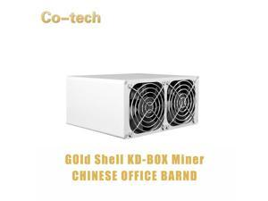 BIGWAY KD-BOX official 1600GH/S MINI(without PSU)KDA Mining Machine Low noise Small&simple Home Mining Home Riching