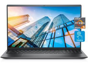 "2021 Newest Dell Inspiron 5515 Touch Laptop, 15.6"" FHD LED Touchscreen, AMD Ryzen 5 5500U, 16GB RAM, 1TB PCIe SSD, Webcam, Backlit Keyboard, Fingerprint Reader, WiFi 6, Win 10 Home"