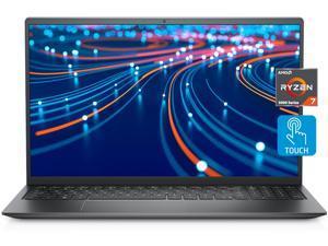 2021 Newest Dell Inspiron 15 Laptop, 15.6 FHD LED-Backlit Touchscreen, AMD Ryzen 7 5700U, 32GB RAM, 1TB PCIe SSD, Webcam, Backlit Keyboard, Fingerprint Reader, WiFi, Bluetooth, Win10 Home