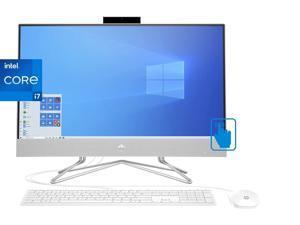"HP 2021 Newest All-in-One Desktop, 27"" Full HD Touchscreen, 11th Gen Intel Core i7-1165G7 Processor, 32GB RAM, 1TB PCIe NVMe SSD, Intel Iris Xe Graphics, Windows 10 Home"