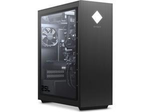 HP OMEN 25L GT12 Gaming Desktop, Intel Core i7-11700F Octa-Core Processor, GeForce RTX 3060 12GB Graphics, 64GB 3200MHz RAM, 2TB SSD+8TB HDD, RGB LED Lighting, Windows 10 Home