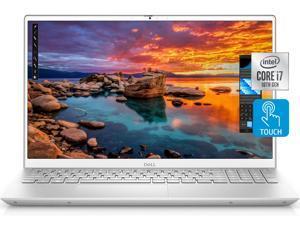 "Dell Inspiron 15 Plus 7501 Laptop, 15.6"" FHD LED Backlit Touchscreen, i7-10750H, GTX 1650Ti, 16GB DDR4 RAM, 1TB PCIe SSD, Webcam, Backlit Keyboard, Fingerprint Reader, WiFi6, Bluetooth, Win 10 Home"