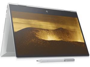 """HP Envy 2-in-1 Laptop, 15.6"""" Full HD Touchscreen, 11th Gen Intel Core i7-1165G7 Processor, 16GB RAM, 512GB PCIe SSD, Backlit Keyboard, Wi-Fi, Windows 10 Home, HP Rechargeable MPP2.0 Tilt Pen Included"""