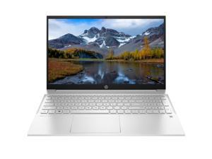 "2021 Newest HP Pavilion Laptop, 15.6"" FHD Touchscreen, AMD Ryzen 7 5700U 8-Core Processor, 16GB RAM, 1TB PCIe NVMe M.2 SSD, Backlit Keyboard, Wi-Fi 6, HDMI, Webcam, Windows 10 Home, Silver"