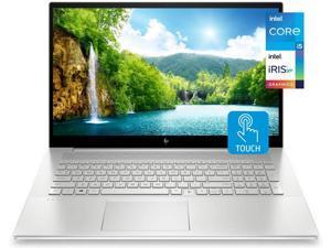 "2021 Newest HP Envy Laptop, 17.3"" FHD Touchscreen, 11th Gen Intel Core i5-1135G7 Processor, 64GB DDR4 Memory 2TB PCIe SSD, Wi-Fi 6, Backlit Keyboard, Fingerprint Reader, Windows 10 Home"