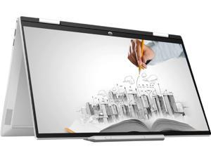 "2021 Newest HP Pavilion x360 2-in-1 Laptop, 15.6"" Full HD Touchscreen, 11th Gen Intel Core i5-1135G7 Processor, 32GB RAM, 2TB SSD, Stylus Pen Included, Windows 10 Home, Silver"