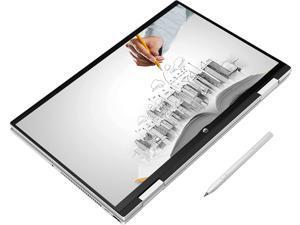 "HP Pavilion x360 2-in-1 Flip Laptop, 15.6"" Full HD Touchscreen, 11th Gen Intel Core i5-1135G7 Quad-Core Processor, 12GB RAM, 256GB PCIe NVMe SSD, Webcam, WiFi, Windows 10 Home, Stylus Pen Included"