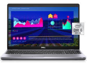 "Dell Business Laptop Latitude 5510, 15.6"" HD Non-Touch Display, Intel Core i5-10210U, 32GB RAM, 1TB PCIe SSD, Backlit Keyboard, WiFi, Bluetooth, No-Webcam, Win 10 Pro, 3Y Warranty"