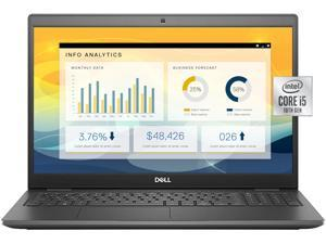 "Dell Latitude 3510 High Performance Business Laptop, 15.6"" HD Non-Touch Display, Intel Core i5-10210U, 16GB RAM, 512GB PCIe SSD, Webcam, Wi-Fi 6, Type-C, Windows 10 Pro"