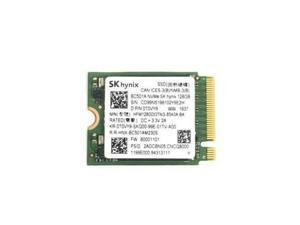 SK hynix BC711 128GB PCIe NVMe M.2 2230 Gen 3 x 4 SSD, 0X3K2X, HFM128GD3GX013N, OEM Package