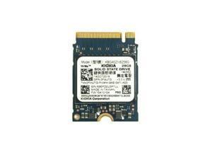 Kioxia Former Toshiba Brand 256GB PCIe NVMe 2230 SSD (KBG40ZNS256G) OEM Package