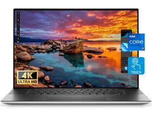 "2021 Dell XPS 17 9710 Laptop, 17"" UHD+ 4K Touchscreen, i7-11800H, GeForce RTX 3050, 32GB RAM, 1TB PCIe SSD, IR Camera, Backlit Keyboard, Fingerprint Reader, Wi-Fi 6, Thunderbolt, Win 10 Pro"