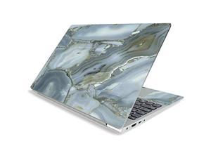 """Mighty Skins Mightyskins Skin For Lenovo Ideapad S340 15"""" (2019) - Crystal Rock   Protective, Durable, And Unique Vinyl Decal Wrap Cover   Easy To Apply, Remove, And Change Styles   Made In The Usa"""