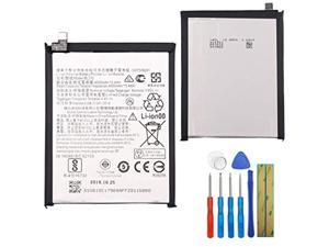 Replacement Battery Bl270 Compatible With Moto G6 Play Xt1922, Xt1922-7 Lenovo K6 Note With Tools
