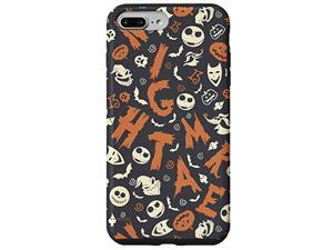 Iphone 7 Plus/8 Plus Tim Burtons The Nightmare Before Christmas Halloween Case