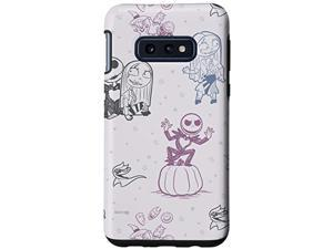 Galaxy S10e Tim Burtons The Nightmare Before Christmas Jack And Sally Case