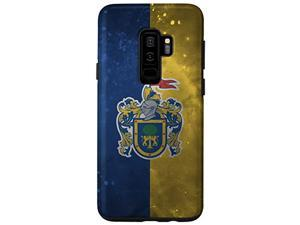 Galaxy S9+ Jalisco Flag And Deep Space - Jalisciense Pride Case