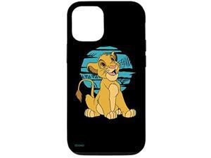 Iphone 12/12 Pro Disney The Lion King Young Simba Retro Case