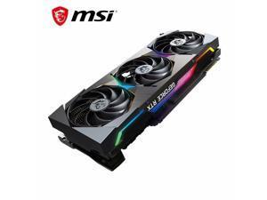 MSI Suprim GeForce RTX 3090 24GB GDDR6X PCI Express 4.0 Video Card RTX 3090 SUPRIM 24G