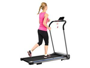 FYC Folding Treadmill for Home - Foldable Treadmill Portable Electric Motorized Compact Running Machine, Lightweight Gym Fitness Workout Jogging Walking Exercise for Apartment Home Use JK1608E-1